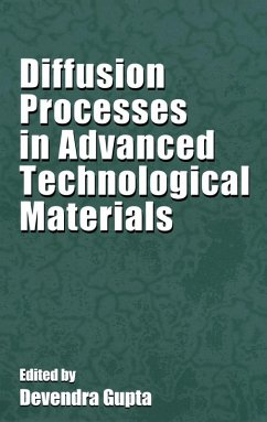 Diffusion Processes in Advanced Technological Materials (eBook, PDF)