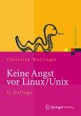 Keine Angst vor Linux/Unix (eBook, PDF)