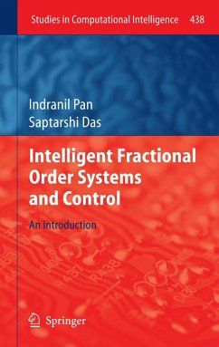 Intelligent Fractional Order Systems and Control (eBook, PDF) - Pan, Indranil; Das, Saptarshi
