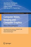 Computer Vision, Imaging and Computer Graphics: Theory and Applications (eBook, PDF)