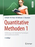 Quantitative Methoden 1 (eBook, PDF)