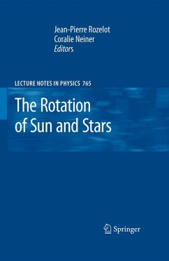 The Rotation of Sun and Stars (eBook, PDF)