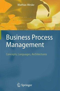 Business Process Management (eBook, PDF) - Weske, Mathias