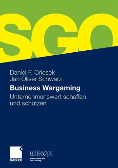 Business Wargaming (eBook, PDF) - Schwarz, Jan Oliver; Oriesek, Daniel