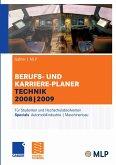 Gabler   MLP Berufs- und Karriere-Planer Technik 2008   2009 (eBook, PDF)