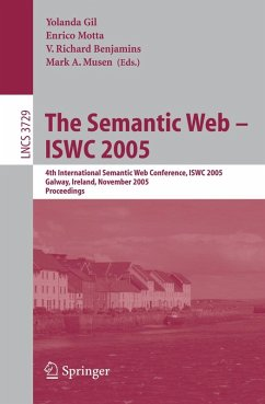 The Semantic Web - ISWC 2005 (eBook, PDF)