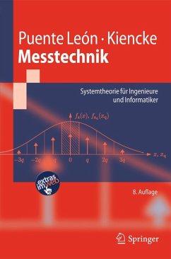 Messtechnik (eBook, PDF) - Puente León, Fernando; Kiencke, Uwe