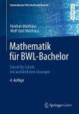 Mathematik für BWL-Bachelor (eBook, PDF)