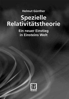 Spezielle Relativitätstheorie (eBook, PDF) - Günther, Helmut