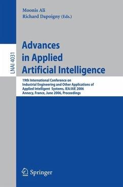 Advances in Applied Artificial Intelligence (eBook, PDF)