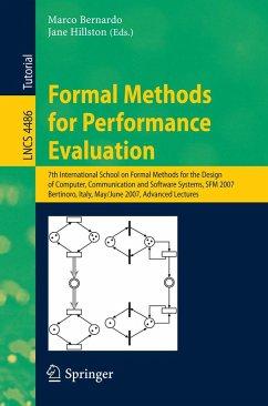 Formal Methods for Performance Evaluation (eBook, PDF)
