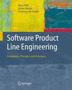 Software Product Line Engineering (eBook, PDF) - Pohl, Klaus; Böckle, Günter; Linden, Frank J. van der