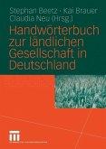 Handwörterbuch zur ländlichen Gesellschaft in Deutschland (eBook, PDF)
