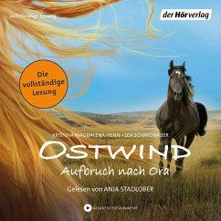 Aufbruch nach Ora / Ostwind Bd.3 (MP3-Download) - Henn, Kristina Magdalena; Schmidbauer, Lea