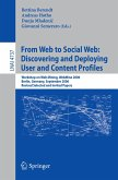 From Web to Social Web: Discovering and Deploying User and Content Profiles (eBook, PDF)