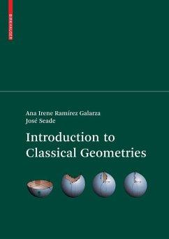 Introduction to Classical Geometries (eBook, PDF) - Ramírez Galarza, Ana Irene; Seade, José