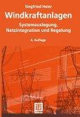 Windkraftanlagen (eBook, PDF)