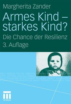 Armes Kind ¿ starkes Kind? (eBook, PDF) - Zander, Margherita