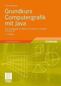 Grundkurs Computergrafik mit Java (eBook, PDF) - Klawonn, Frank