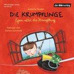 Egon rettet die Krumpfburg / Die Krumpflinge Bd.5 (MP3-Download)