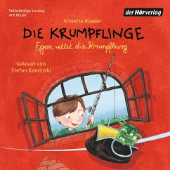 Egon rettet die Krumpfburg / Die Krumpflinge Bd.5 (MP3-Download) - Roeder, Annette