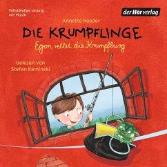 Egon rettet die Krumpfburg / Die Krumpflinge Bd...