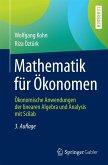 Mathematik für Ökonomen (eBook, PDF)
