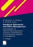 Handbuch Sekretariat und Office-Management (eBook, PDF)