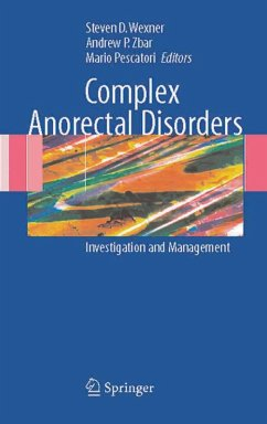 Complex Anorectal Disorders (eBook, PDF)