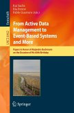 From Active Data Management to Event-Based Systems and More (eBook, PDF)