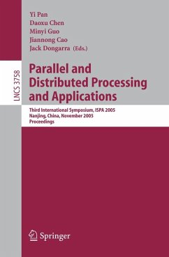 Parallel and Distributed Processing and Applications (eBook, PDF)