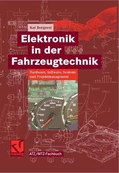 elektronik in der fahrzeugtechnik ebook pdf von kai. Black Bedroom Furniture Sets. Home Design Ideas