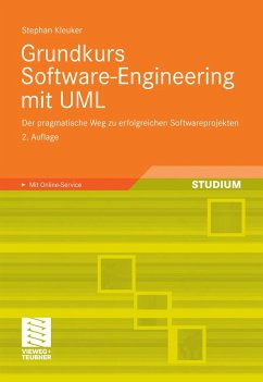 Grundkurs Software-Engineering mit UML (eBook, PDF) - Kleuker, Stephan