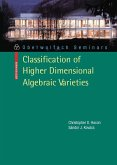 Classification of Higher Dimensional Algebraic Varieties (eBook, PDF)