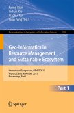 Geo-Informatics in Resource Management and Sustainable Ecosystem (eBook, PDF)