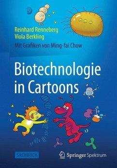 Biotechnologie in Cartoons (eBook, PDF) - Renneberg, Reinhard; Berkling, Viola