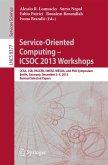 Service-Oriented Computing--ICSOC 2013 Workshops (eBook, PDF)