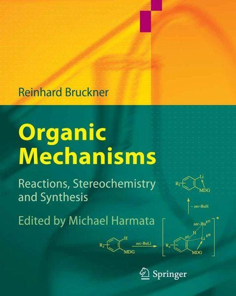 Organic Mechanisms (eBook, PDF)