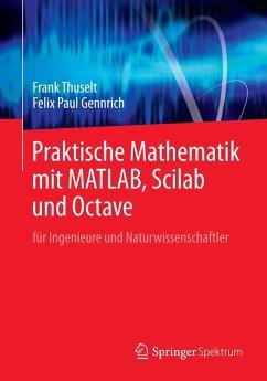 Praktische Mathematik mit MATLAB, Scilab und Octave (eBook, PDF) - Thuselt, Frank; Gennrich, Felix Paul