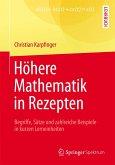 Höhere Mathematik in Rezepten (eBook, PDF)