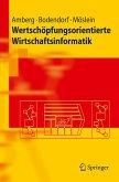Wertschöpfungsorientierte Wirtschaftsinformatik (eBook, PDF)