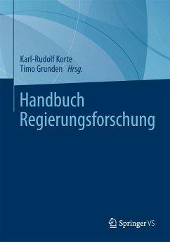 Handbuch Regierungsforschung (eBook, PDF)