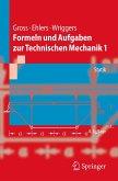 Formeln und Aufgaben zur Technischen Mechanik 1 (eBook, PDF)