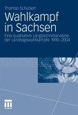 Wahlkampf in Sachsen (eBook, PDF)