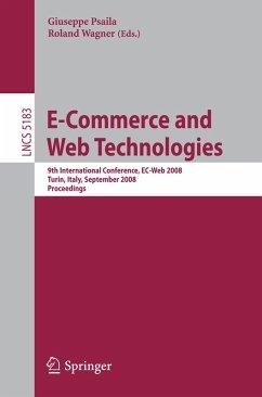 E-Commerce and Web Technologies (eBook, PDF)