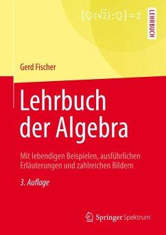 Lehrbuch der Algebra (eBook, PDF) - Fischer, Gerd