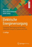 Elektrische Energieversorgung (eBook, PDF)