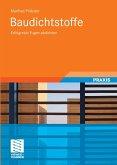 Baudichtstoffe (eBook, PDF)