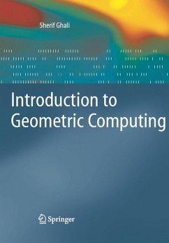 Introduction to Geometric Computing (eBook, PDF) - Ghali, Sherif
