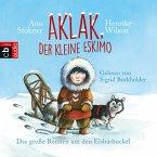 Das große Rennen um den Eisbärbuckel / Aklak, der kleine Eskimo Bd.1 (MP3-Download)